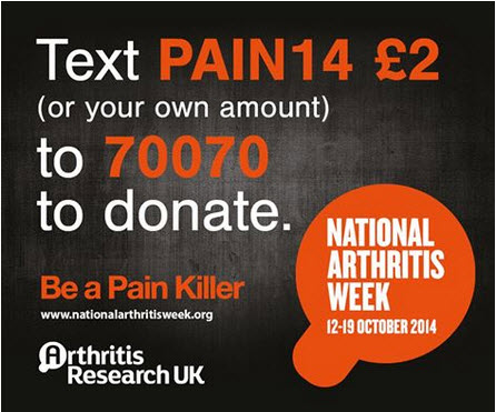 Support Arthritis UK