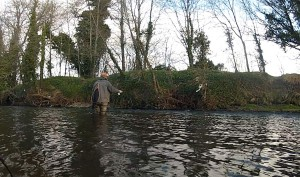 On the river Esk