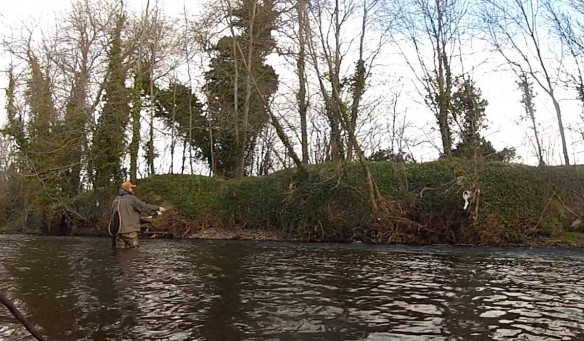 Home- revisiting the Esk