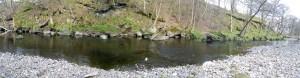 River Carron Panorama